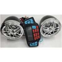 Motorcycle MP3 with Bluetooth & Phone