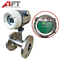 Pulse Output Oil Turbine Flow Meter