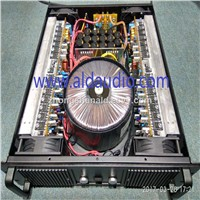 Hot Sale Class TD 2x2400W Power Amplifier/ High Dynamic Professional Power Amplifier