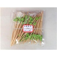12cm Holiday Star Cocktail Sticks Party Frilled Toothpick Cocktail Party Toothpicks