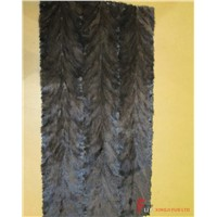 Mink Back Leg Plate Hot Sale Fur Plate