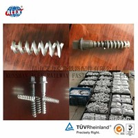 Rail Screw Spike Aluminum Coil