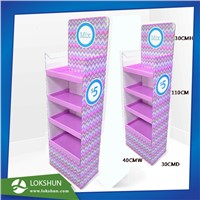 Competitive Cardboard Display Shelves for Christmas Gifts, Pop/POS Cardboard Display Factory China!