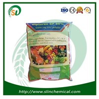 Agrochemical Dipterex Trichlorfon Insecticide 98%TC 97%TC 80%SP 80%WP 40%EC Insect Killer