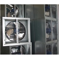Low Cost Small Size Box Fan for Poultry Farm