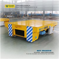 Standard Manufacture Ladle Transfer Trolley with DC Drive Motor