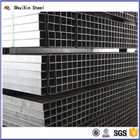 ASTM A500 Galvanized Square Structure Steel Pipe/Tube