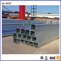 Hot Dipped Galvanised Iron Pipe/Tubular Steel for Greenhouse Building