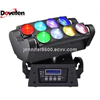 RGBW 4in1 8x10w White LED Moving Head Beam LED Spider Light