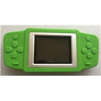 Classic FC 268 Games 2.5inch Bright Display Portable Games Players Handheld Game Console Support Li-Battery & AA Batte