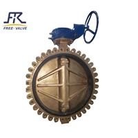 Centric Rubber Lined Butterfly Valve