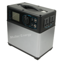 MULLER ENERGY Mobile ESS & Home ESS