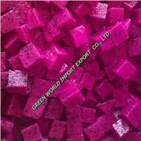 IQF / FROZEN DRAGON FRUIT / PITAYA - TOP SALE for HOLIDAY