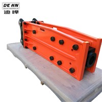 DEHN Hydraulic Breaker Hammer with Chisel for Excavator