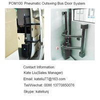 Pneumatic Outswing Bus Door System(POM100)