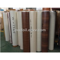 WPC Transfer Foil, Wood Grain Transfer Foil, Floor Transfer Foil