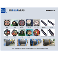 XLPE Insulated PVC Sheathed Power Cable Qinshan Brand