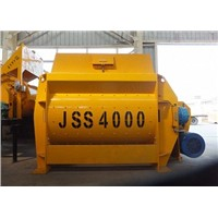 JS4000 Twin Shaft Mixer for Sale