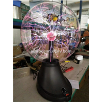 "15"" Big Plasma Ball with Audio Function"