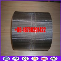 152x30 Mesh Plastic Drawing Wire Machine Used 97mm, 127mm, 150mm Width Filter Belt