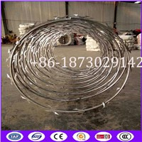 High Security Helical Razor Wire Made in China