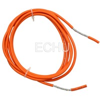 Servo Motor Cables, Motor-Supply Control Cable (Shielded)