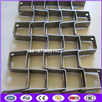 Stainles Steel Flat Wire Belt for Conveyor Machine