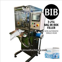 BIB Filling Machine Bag Water Packaging Equipment Bag In Box Filler
