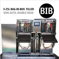 Bag Water Filler BIB Filling Equipment Bag In Box Filling Machine