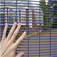 Cheap Galvanized Anti Climb Metal 358 Security Wire Mesh Fence