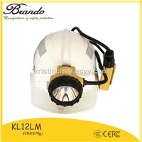 Intrinsically Safe Lights Explosion Proof Mining Cap Lamp KL12LM
