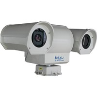 Infrared CCTV Camera for Ships Waterproof IP66 Digital Camera IR Zoom Marine Photoelectric Forensics System