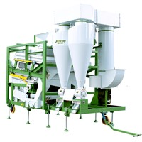 5XFZ-40ZNew Machinery! High Purity! Peanut/ Lens/ Soya Bean Grain Cleaner