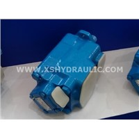 HYDRAULIC SING VANE PUMPS, DOUBLE VANE PUMPS