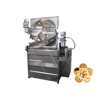 Small Industrial Electric Nuts Chicken Plantain Fryer Frying Machine Price