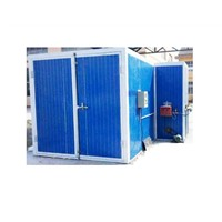 Gas Powered Powder Coating Curing Oven Furnace Stove