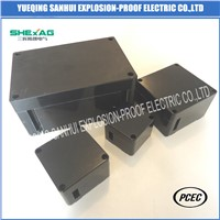 GRP EX-Proof Black JUNCTION BOX