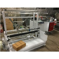 Horizontal Multi-Functional Film Continuous Rice Bag Sealing Machine for Plastic Cloth Packaging Carrier Bag