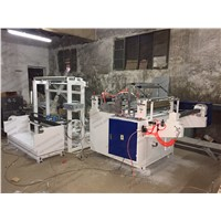 OPP BOPP DPP PE Ultrasonic Welding Plastic Side Sealing Bag Making Machine