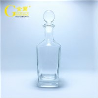 Glass Wine Carafe Wine Pitcher Whiskey Decanter