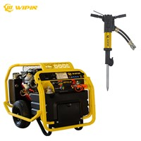 18HP Small Powerful Hand-Held Hydraulic Power Unit Pump