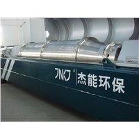 Horizontal Scroll Discharge Decanter Centrifuge for Mud Treatment Qualified Supplier