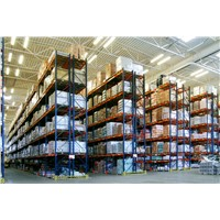Economical Warehouse Adjustable Pallet Rack Storage Systems with Stable Structure