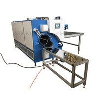 Automatic Mattress Roll Packing Machine
