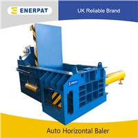 UK Baling System | Steel Wire Metal Baler | Scrap Metal Baler