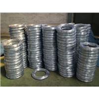 2.5mm Single Core Wire Electro Or Hot Dipped Galvanized Iron Metal Wire