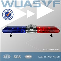 PC Material Chome Plated Halogen Lamp Lightbar