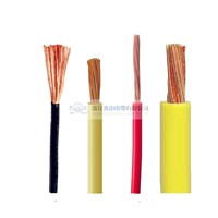0.5mm Copper Core PVC Insulated Flexible (RV) Wire