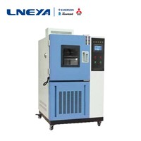 Air-Cooled Condensing High & Low Temperature Wet Heat Alternating Test Chamber