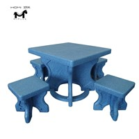Kids Table Chair Urltra-Light EPP Foam Safety Furniture for Children